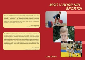 Knjiga Moč v borilnih športih