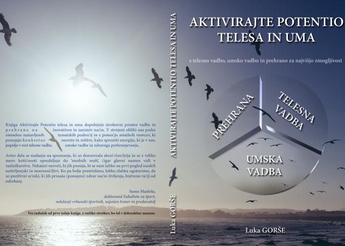 Knjiga Aktivirajte Potentio telesa in uma