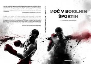 Druga izdaja knjige Moč v borilnih športih