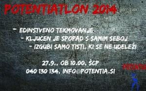 Potentiatlon 2014