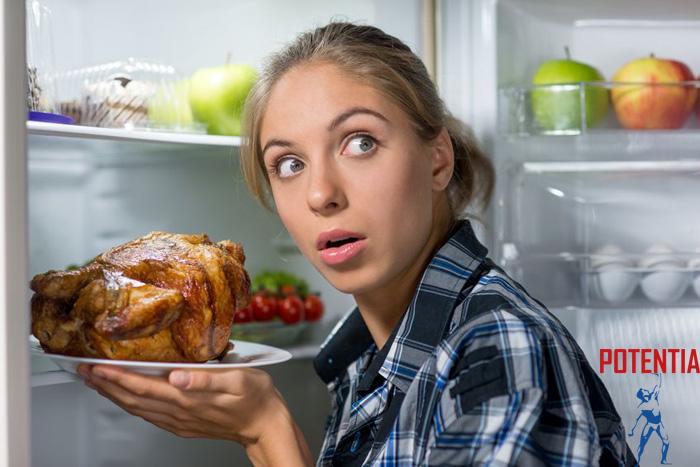 9. Ali res ne smem jesti po 18. uri oz. zvečer?