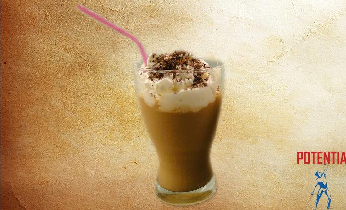 2. Potentiini kavni recepti - Ledena zapeljivka
