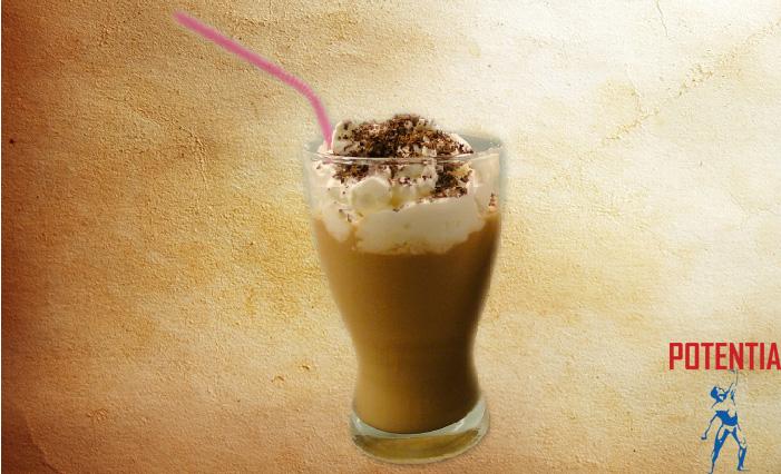2. Potentiini kavni recepti – Ledena zapeljivka
